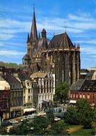 Bad Aachen - Dom - Formato Grande Viaggiata Mancante Di Affrancatura – E 4 - Cartoline