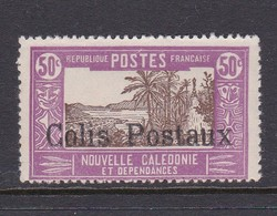 New Caledonia SG P179 Parcel Post Stamp 1930 50c Mint Never Hinged, - New Caledonia