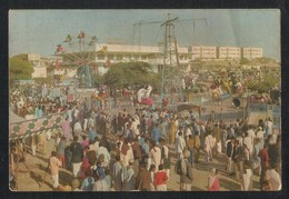 Pakistan Clifton Mela Karachi Picture Postcard  View Card - Pakistan