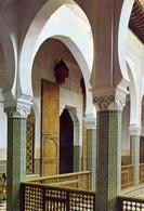 Tetuan - Marruecos - Palacio Real - Interiores - Formato Grande Viaggiata – E 4 - Cartoline