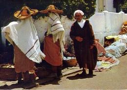 Tanger - Country Women - Fammes De La Campagne - Formato Grande Viaggiata – E 4 - Cartoline