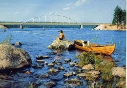 Suomi Finland - Vihantasalmi - Formato Grande Non Viaggiata – E 4 - Cartoline