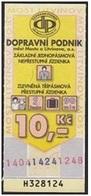 Czech Republic - Most A Litvinov; 2005 - 10 Kč, Used - Europe