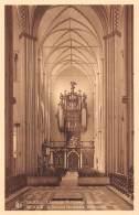 BRUGGE - St. Salvator Hoofdkerk.  Binnenzicht - Brugge