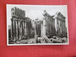 Baalbek Temple Bacchus  Ref 2887 - Syria