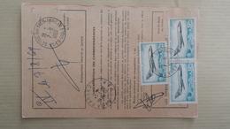 Ordre De Réexpédition: La Seyne Sur Mer  Annexe 1,var - Marcophilie (Lettres)
