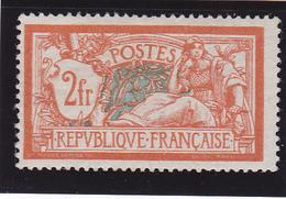 V/Verso * N° 145 Neuf * - 1907 - - 1900-27 Merson