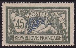 V/Verso * N° 143 Neuf * - 1907 - - 1900-27 Merson