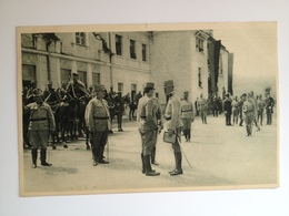 N10 Prima Guerra Militare Isonzo 1916 Photographie Frankl 680 Ser II No 2 Karl Franz Joseph Rohr - Zonder Classificatie