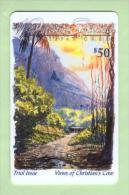 Pitcairn Island - 1999 First Issue $50 - PIT4 - Mint - Pitcairn Islands