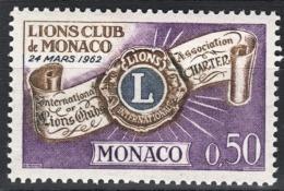 MONACO 1963 N° 613  NEUF ** - Monaco
