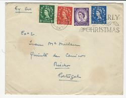 Cover * Great Britain * 1959 * South Kensington - 1952-.... (Elizabeth II)