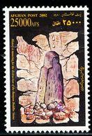 AFH276 Afghan 2002 Bamiyan Buddha Destroyed By The Taliban 1V MNH - Afghanistan