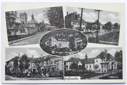 Militär - Gasthof, Lagerwache, Kommandantur, Mannschaftwache, Kasino, Grafenwöhr, 1938, Deutschland Germany - Nuernberg
