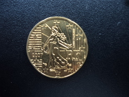 FRANCE : 20 EURO CENT  2007  KM 1411    SUP+ (non Circulé) - France