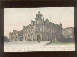 Eschwege Postgebäude  édit. Zedler Vogel  N° 2748  Couleur - Eschwege