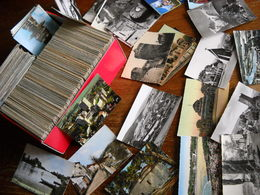 LOT De 900 CPSM (et Quelques CPM) FRANCE - Bon état - Type Drouille - Postcards