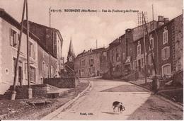 BOURMONT-RUE DU FAUBOURG DE FRANCE - Bourmont
