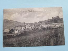 SEYNE-les-ALPES Vallée De La Blanche - Vue Générale( 1713 - Gouragny ?) Anno 19?? ( Voir Photo ) ! - Digne
