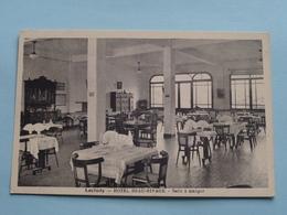 Hotel BEAU-RIVAGE - Salle à Manger LOCTUDY ( Pouillot-Ehanno ) Anno 1947 ( Voir Photo ) ! - Loctudy