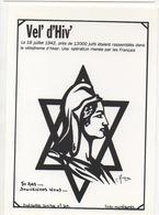 Illustrateur Jacques LARDIE (JIHEL) - Série Allégorie Sociale - VEL' D'Hiv Le 16 Juillet 1942 - Contemporary (from 1950)