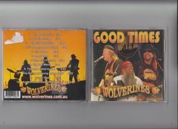 Wolverines - Good Timesl -  - Original CD - Country & Folk