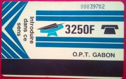 Gabon 3250 Francs - Gabun
