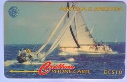 239CATA Sailing Week 1997 - Antigua And Barbuda