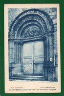 Dept 71 /  St LAURENT En BRIONNAIS Le Porche De  L'église  /   NON ECRITE - Autres Communes