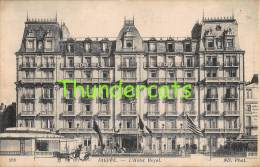 CPA 76 DIEPPE L'HOTEL ROYAL - Dieppe