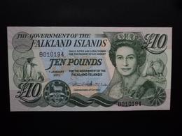 FALKLAND : 10 POUNDS  1.1.2011  P 18   NEUF - Falkland Islands