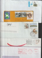 T 60) See-Vögel Auf Stempel Und Briefmarke - Marine Web-footed Birds