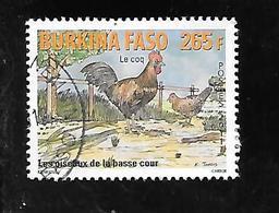 TIMBRE OBLITERE DU BURKINA DE 2011 N° MICHEL 1948 - Burkina Faso (1984-...)