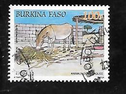 TIMBRE OBLITERE DU BURKINA DE 2011 N° MICHEL 1941 - Burkina Faso (1984-...)