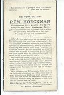 B.P. KIND  SCHORISSE HOECKMAN REMI  1880 - 1942 - Religion & Esotericism