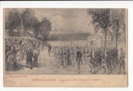 France 55  - Verdun -  Le Retour Des Soldats Français à La Citadelle:   Achat Immédiat - Verdun