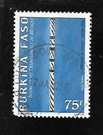 TIMBRE OBLITERE DU BURKINA DE 2004 N° MICHEL 1867 - Burkina Faso (1984-...)