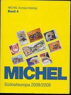 CATALOGO MICHEL - TOMO 4 - SUD EST EUROPA - EDIZIONE 2009/2009 - USATO IN OTTIMO STATO - Germania