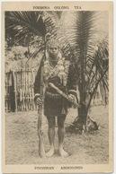 Formosa  Formosan Aborigines  Advert Formosa Oolong Tea  Edit Mitsukoshi Tokyo Aborigene - Taiwan