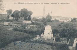 Beaune La Rolande (45 - Loiret) Vue Generale Et Monument 1870 - édition Lenormand à Orléans N° 2510 - Beaune-la-Rolande