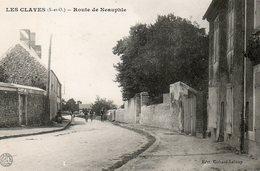 Route De Neauphle - Les Clayes Sous Bois