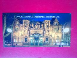 Kongesshaus Stadthalle - Heidelberg