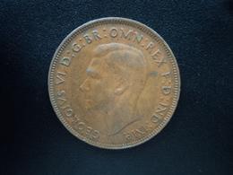 AUSTRALIE : 1 PENNY  1944 (p)  KM 36   TTB / VF - Penny