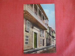 Colonial House  Cartagena  Colombia-ref 2888 - Colombia