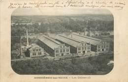 BONNIERES SUR SEINE LES USINES - Bonnieres Sur Seine