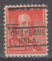 USA Precancel Vorausentwertung Preo, Locals Oklahoma, Cheyenne 729 - Vereinigte Staaten