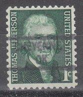 USA Precancel Vorausentwertung Preo, Locals Oklahoma, Cheyenne 841 - Vereinigte Staaten