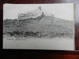 16561) MONTEVIDEO FORTALEZA DEL CERRO NON VIAGGIATA 1903 CIRCA - Uruguay