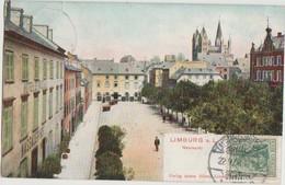 AK LIMBURG Neumarkt Nassauer Hof 1908 - Limburg