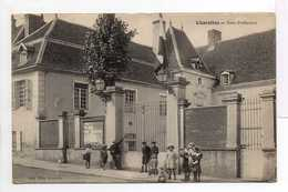 - CPA CHAROLLES (71) - Sous-Préfecture 1918 (avec Personnages) - Edition Mlle Lecercle - - Charolles
